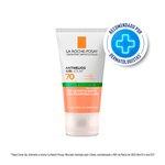 Protetor Solar Facial La Roche Posay Anthelios Airlicium Antioleosidade Pele Morena Fps70 40g