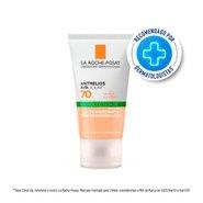 Protetor Solar Facial La Roche Posay Anthelios Airlicium Antioleosidade Pele Clara Fps70 40g