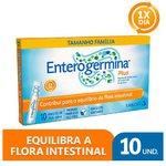 Enterogermina 4 Bcfu/5ml Com 10 Frascos