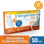 Probiótico Enterogermina Plus 10 Frascos