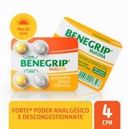 Benegrip Multi Dia 4 Comprimidos