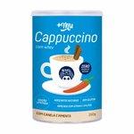 Café +mu Cappuccino Com Canela E Pimenta Whey 200g