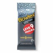 Preservativo Lubrificado Blowtex Leve 9 Pague 6