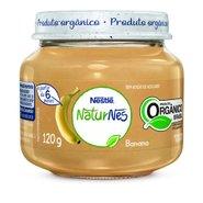 Papinha Nestle Organica Banana  120g