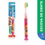 Escova Dental Gum Patrulha Canina Light 1 Unidade