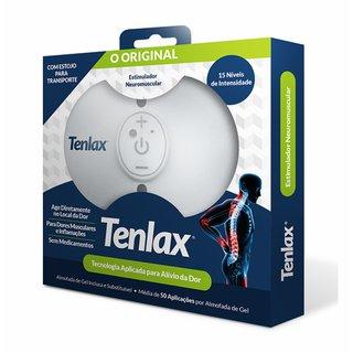 Eletroestimulador Tenlax - Tecnologia Do Tens P/ Alivio Da Dor - O Original
