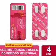 Atroveran Dip 1g Com 4 Comprimidos