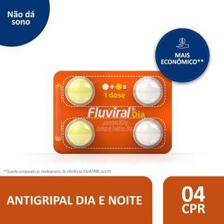 Fluviral Dia 4 Comprimidos