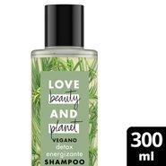 Shampoo Love Beauty And Planet Energizing Detox Oleo De Melaleuca E Vetiver 300ml