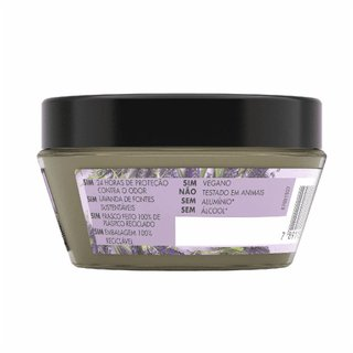 Desodorante Creme Love Beauty And Planet Relaxing Oleo De Argan E Lavanda 50g