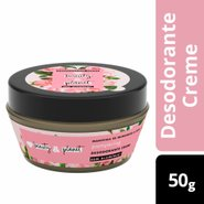 Desodorante Creme Love Beauty And Planet Pampering Manteiga De Murumuru E Rosa 50g