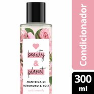 Condicionador Love Beauty And Planet Curls Intensify Manteiga De Murumuru & Rosa 300ml