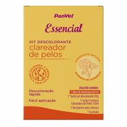Kit Descolorante Panvel Essencial Com Óleo De Amendoas