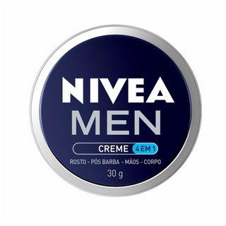 Creme Nivea Men 4 Em 1 30g