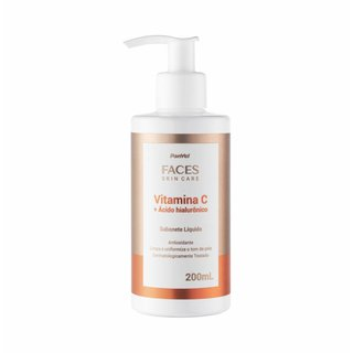 Sabonete Liquido Panvel Faces Skincare 200ml 19