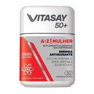 Suplemento Vitamínico Vitasay 50+ A-z Mulher 30 Comprimidos
