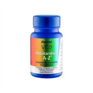 Polivitamínico A Z Panvel Vita 60 Cápsulas