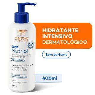 Loção Hidratante Nutriol Sem Perfume 400ml