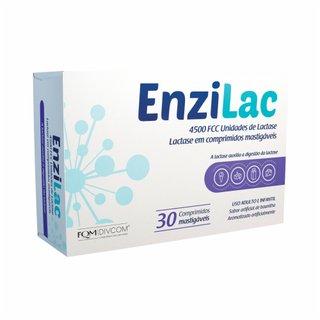 Enzilac 4500ui 30 Comprimidos Mastigaveis
