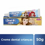Creme Dental Oral-B Kids Princesas 50g