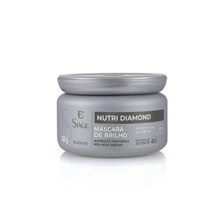 Máscara De Tratamento Eudora Siàge Nutri Diamond 250g