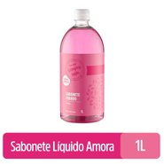 Sabonete Liquido Panvel Sempre Bem Amora 1l