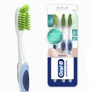 Escova Dental Oral-B Gengiva Detox Ultrafino C/ 3 Unidades