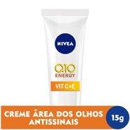 Creme Antissinais Nivea Q10 Plus C Olhos 15g