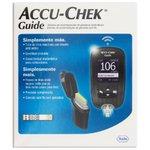Kit Monitor De Glicemia Accu-Chek Guide Mg/Dl