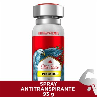 Desodorante Spray Old Spice Pegador 150ml