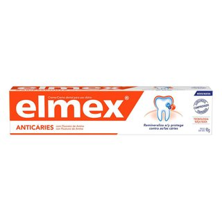 Creme Dental Elmex Anticárie 90g