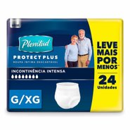 Roupa Íntima Unissex Plenitud Protect Plus G/xg Leve24 Pague22