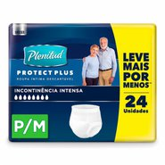 Roupa Íntima Unissex Plenitud Protect Plus P/m Leve24 Pague22