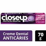 Creme Dental Closeup Proteção Bioativa Contra O Ácido Do Açúcar 70g