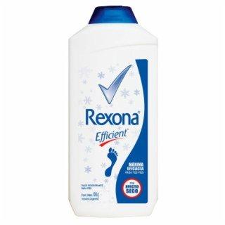 Talco Para Pes Rexona Efficient Antibacterial 100g