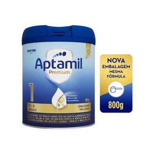 Fórmula Infantil Aptamil Premium 1 800g