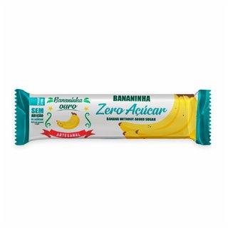 Bananinha Ouro Zero Açúcar 23g Avulso