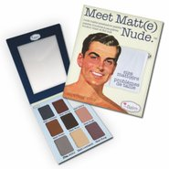 Paleta De Sombras The Balm Meet Matt(e) Nude 25,5g