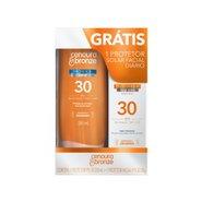Kit Protetor Solar Cenoura & Bronze Fps30 200ml Grátis Protetor Solar Facial Fps 30 50ml