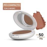 Pó Compacto Episol Color Pele Negra Fps 50