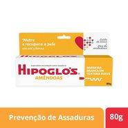 Creme Preventivo De Assaduras Hipoglos Amendoas 80g