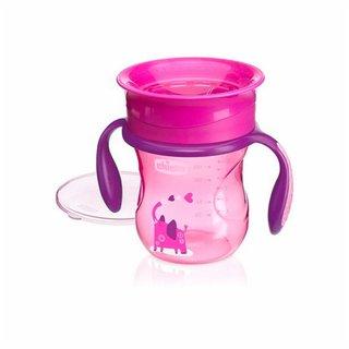 Copo Perfect Cup Chicco Rosa 12m+