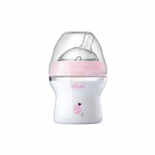 Mamadeira Chicco Step Up 150ml Rosa 0m+