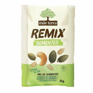 Aperitivo Mãe Terra Remix Sementes 25g