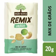 Aperitivo Mae Terra Remix Graos 25g