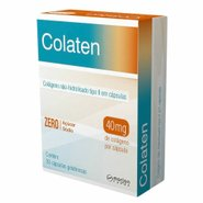 Colaten 40mg 30 Capsulas