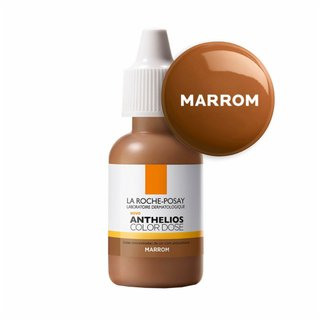 La Roche-posay Anthelios Color Dose Marrom 17ml