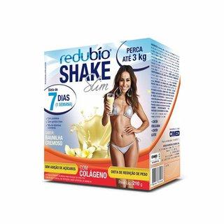 Shake Redubio Baunilha 210g
