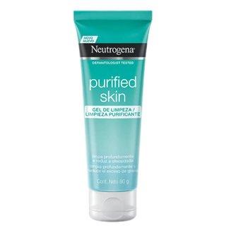Gel De Limpeza Neutrogena Purified Skin 80g