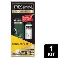 Kit Tresemme Detox Shampoo 400ml + Condicionador 200ml